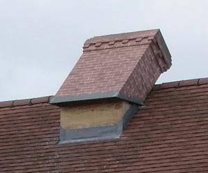 Comment boucher un conduit de cheminée par le bas ?