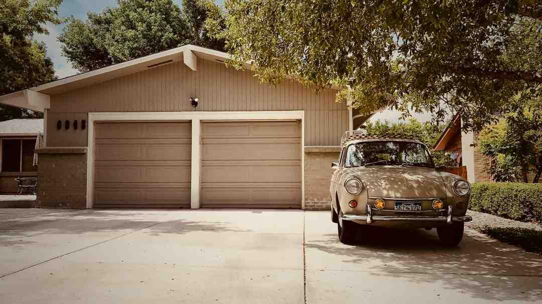 Comment isoler son garage