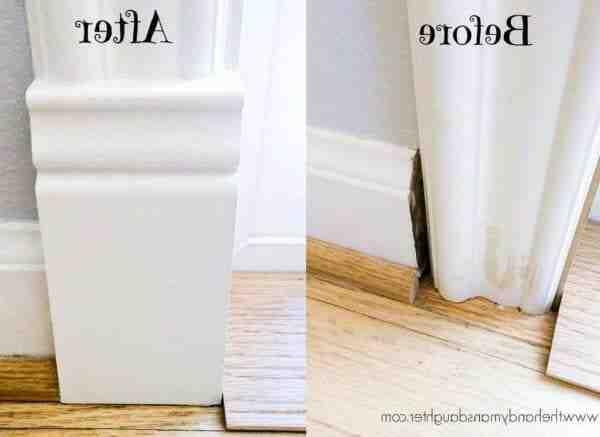 Comment poser une plinthe